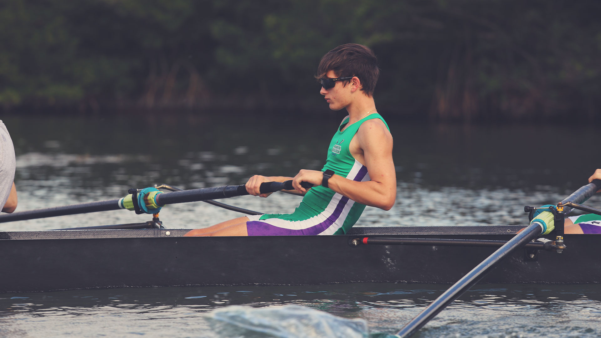 WRCBTV.com – Head of the Hooch: In the Face of Tragedy Florida Teens Row for the Cure